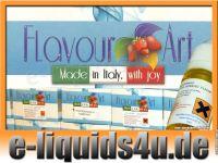 FlavourArt Liquid - FA - 10 ml -  9mg/ml - Alle Sorten